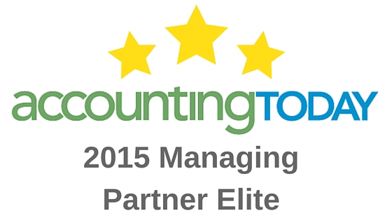 Cathy Iconis Named a 2015 Managing Partner Elite from Accounting Today