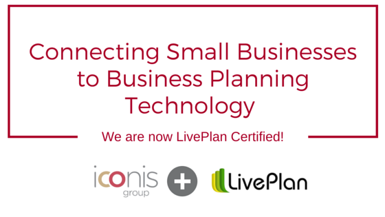 LivePlan Expert Advisor – Iconis Group