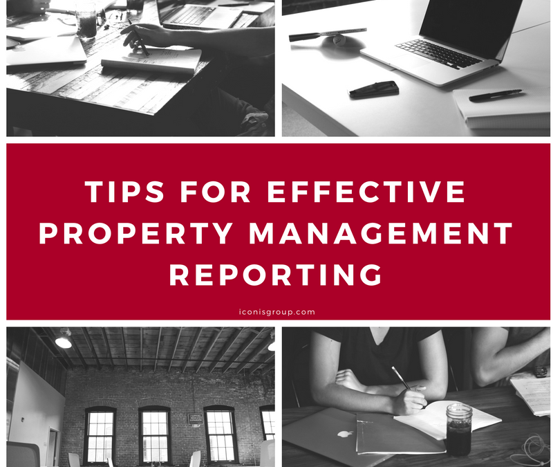 Tips for Property Management Reporting